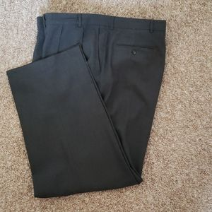 Gray Men's Dress Slacks